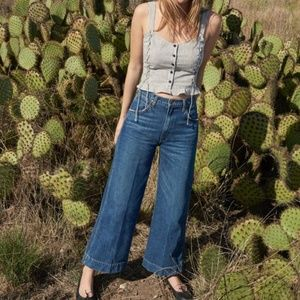 Reformation Jeans - 🚫SOLD🚫 Reformation Jane high rise wide leg jeans